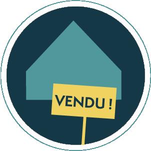 La vente de biens immobiliers