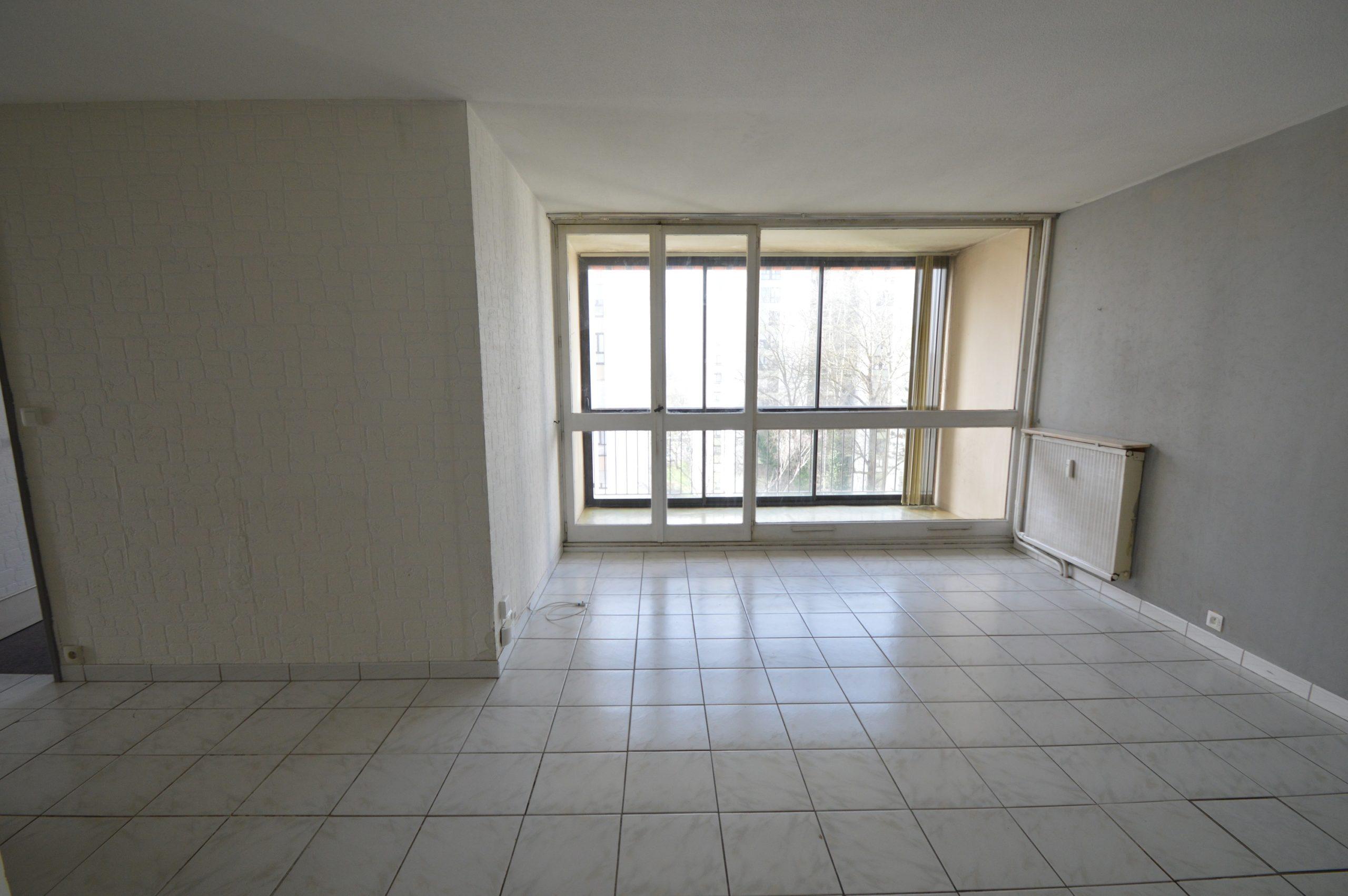 LIMOGES Ouest – Appartement T4 avec loggia