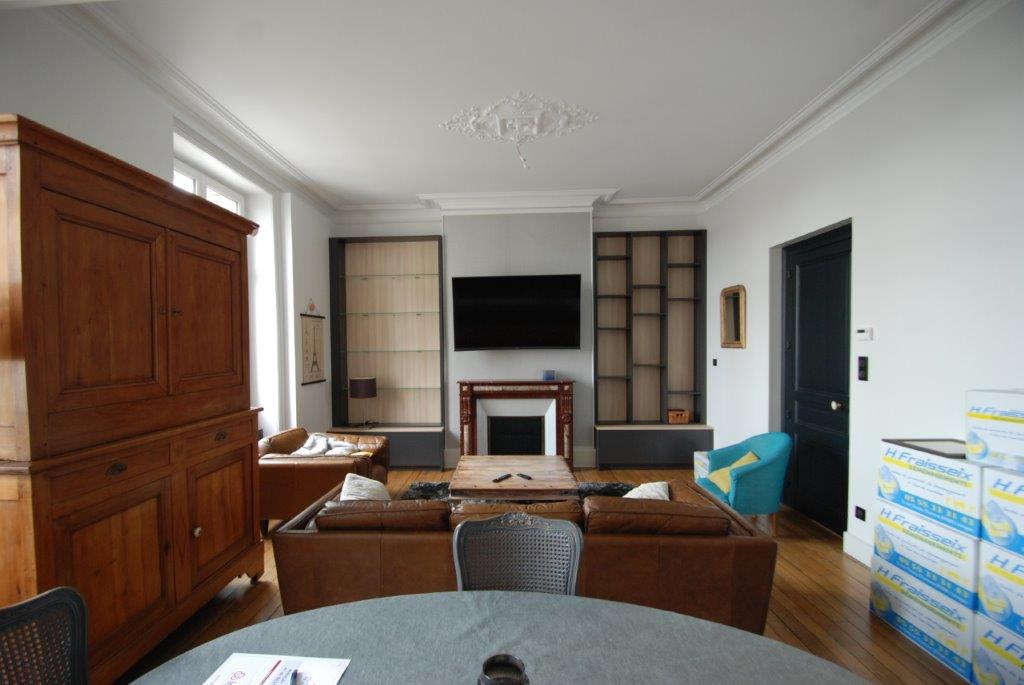 LIMOGES – Appartement T4 entièrement rénové